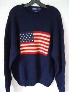 Ralph Lauren POLO, USA Sweater
