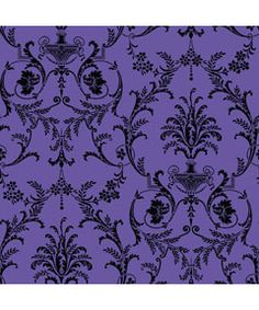 Vymura Versailles Wallpaper - Purple