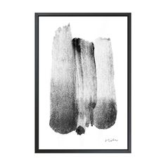 The Inhabit Stroke in Black & White 1 framed art canvas is modern wall art. Inhabit is your source for environmentally friendly modern furnishings for your home. Modern Artwork, Modern Wall Art, Wall Canvas, Canvas Art, Black And White Living Room, Black White, 3d Wall Panels, Acoustic Panels, Living Room Art