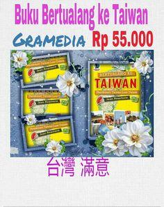 Yeaaah 4 Hari Lagi,   #Baca #Komentar #Merry_Riana tentang Buku Bertualang ke Taiwan  #Bertualang_ke_Taiwan  #Terbitan #Gramedia  #Rilis #20 #Oktober #2014  Rp 55.000  192 Halaman