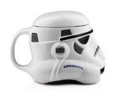 Star Wars Stormtrooper Tasse aus Keramik, wenn den Bruder auf Star Wars steht.