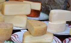 Cheeses from Gran Canaria. Spain MMh Yummy!!