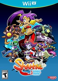 Shantae HalfGenie Hero  Risky Beats Edition  Wii U *** Want to know more, click on the image.Note:It is affiliate link to Amazon. #s4s