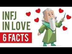 INFJ IN LOVE - 6 FACTS (MBTI) - YouTube