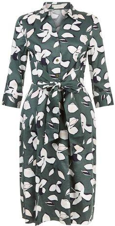 Hobbs Val Printed Dress