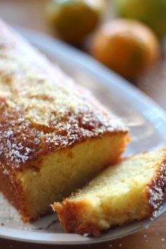מעשה במאפה: עוגת הבית. עוגת תפוזים עם אינסטנט פודינג