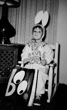 Kids vintage Halloween costume.