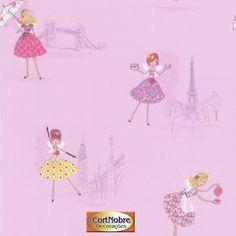 Papel de parede Kids World REF-443-90509