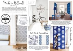 Letter of Inspiration wallpaper / behang April 2014 - BN Wallcoverings - Made in Holland!