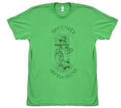MOVEMBER MO-PROBLEMS $29 trippstshirts.com #movember #moustaches #tshirts #tshirtsrestinpeoplespersonalitees