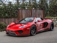 Mclaren by Fab Design. Carros Mclaren, Mclaren Autos, Mclaren 12c, Mclaren Cars, Mclaren 675lt, Sexy Cars, Hot Cars, Automobile, Mp4 12c
