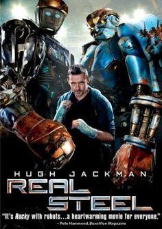 """Worth watching.  A surprisingly engaging film about a father attempting to be just that while continuing the life he has always led, a self-serving one. Definitely geared more towards dads and sons but any parent and child will enjoy this. Bonuses are fighting robots, fighting for what is meaningful and a robot doing """"the robot"""". A very cool movie for the family to enjoy including teens."""