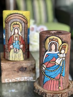 Candle Art, Diy Crafts For Gifts, Bath Bombs, Scented Candles, Nativity, Candle Holders, Santa, Cakes, Creative