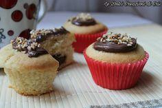 Muffin con cuore di Nutella, un dolcino che da dipendenza!