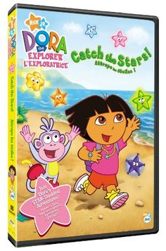 DVD de Dora l'exploratrice