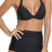 Angerella Vintage Two Piece High Waist Swimsuit Bikini(SST016-B1-3XL) http://www.womensfashionusa.info/shop/angerella-vintage-two-piece-high-waist-swimsuit-bikinisst016-b1-3xl/