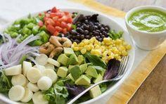 TODAS LAS RECETAS : Diez Fuentes de Proteína Vegana