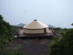 Various Yurts in Various Places