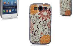 Stylish Fresco Pattern Hard Case For Samsung Galaxy S3 i9300. $8.00, via Etsy.