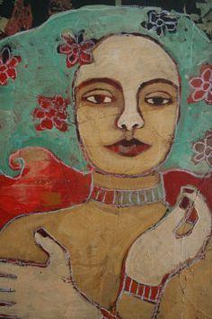 gritty arts studio: falling for you Jane Spakowsky