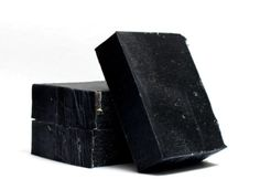 This natural homemade Lavender and Tea Tree Soap Recipe is made with activated charcoal and is perfect for acne prone skin!