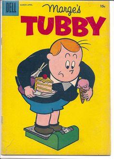 Tubby comic books