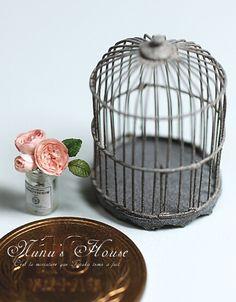 tiny bird cage :)
