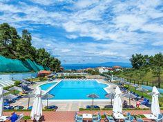 Atrium Hotel Halkidiki 4 Stars luxury hotel in Kassandra - Pefkochori Offers Reviews