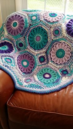 Ravelry: Project Gallery for Cognac Matelassé Afghan pattern by Priscilla Hewitt
