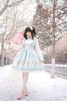 Heck Yeah! Lolita Fashion : Photo