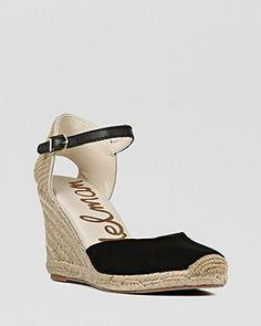Sam Edelman Platform Wedge Espadrille Sandals - Harmony | Bloomingdale's