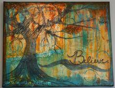 Visual prayer art by Michelle Pendergrass.  Blog post: http://joyfulmothering.net/2012/02/06/visual-prayer/