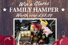 our Clarks Christmas Hamper worth over in time for Christmas! Christmas Hamper, Inspirational Gifts, Maple Syrup, Clarks, Beauty, Products, Fashion, Moda, Fashion Styles