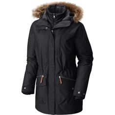 Columbia Women's Carson Pass IC 3-in-1 Jacket, Size: Large, Black
