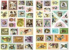 STAMP STICKER ver3  Alice * Visit the image link more details. Note:It is affiliate link to Amazon.
