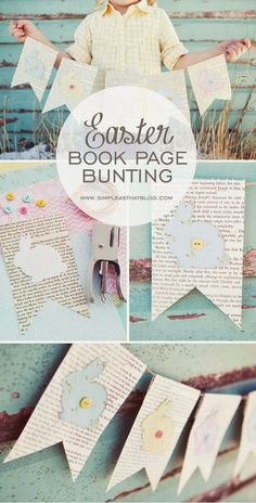 Bunting Ideas | Cozy Little House