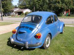 """1973 VW Beetle """"runs great"""" Best Offer   $4200"""