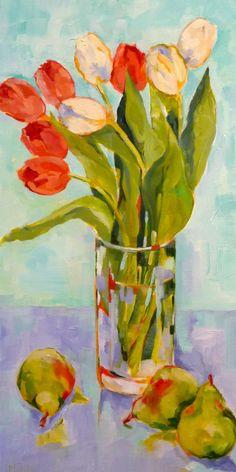 "Beth Munro - ""Spring Tulips"""