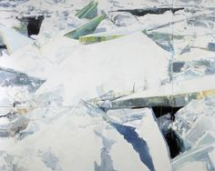 Ice Field 80 x 100_copyright Eric Aho