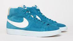 Nike Blazer Vintage - Teal