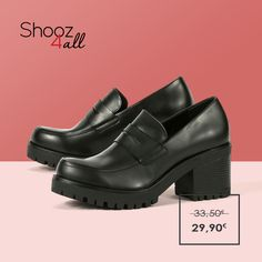 Μαύρα γυναικεία παπούτσια http://www.shooz4all.com/el/gynaikeia-papoutsia/oxfords/mavra-gynaikeia-papoutsia-726-8-detail #shooz4all #oxfords #gynaikeia