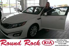 https://flic.kr/p/z18uW1 | #HappyBirthday to Megan from Ruth Largaespada at Round Rock Kia! | deliverymaxx.com/DealerReviews.aspx?DealerCode=K449