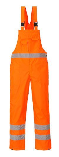 S388 - Hi-Vis Bib and Brace