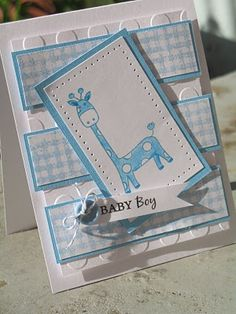 Baby boy by sunshinestgurl - Cards and Paper Crafts at Splitcoaststampers