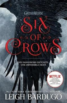 Six of Crows - Bardugo Leigh | Public βιβλία Crow Books, Ya Books, Leigh Bardugo, We Were Liars, The Grisha Trilogy, Hundred Years Of Solitude, Six Of Crows, Fantasy Books To Read, Ya Novels