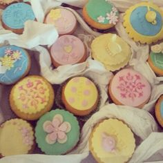 cupcakes tea #guardini