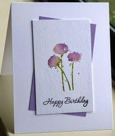 allycat cards: Happy Birthday