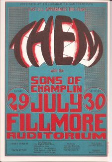 Them and Sons of Champlin at the Fillmore