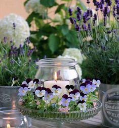 interior design, home decor, home accessories, bottles, flowers, plants, house plants, candles, centerpieces