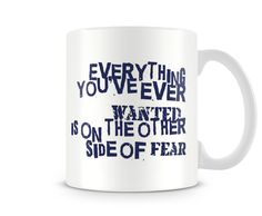 Other Side of Fear Mug